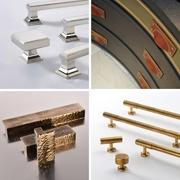 Luxury Cupboard Handles & Knobs