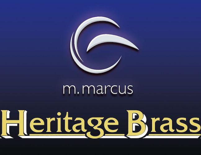 M. Marcus Heritage Brass