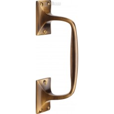 Antique Brass & Bronze Pull Handles