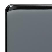 Black Nickel Concealed Fix