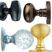 Carlisle Brass Door Knobs
