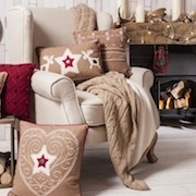Christmas Cushions & Throws