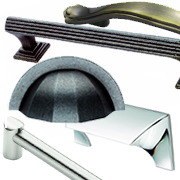 Fingertip Design Cabinet Handles