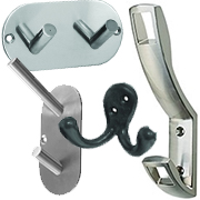 Frelan Hat, Coat & Robe Hooks