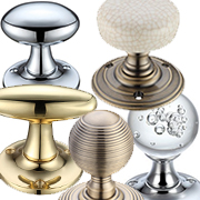 Fulton & Bray Door Knobs