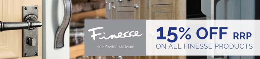 Finesse Cupboard Handles