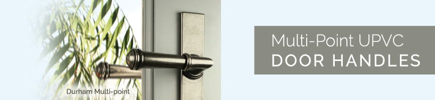 Multipoint uPVC Door Handles