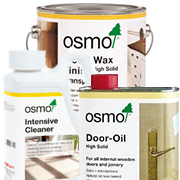 Osmo Wood Oils & Finishes