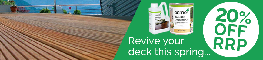 Decking & Garden Furniture Colour