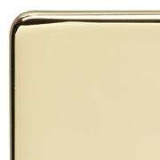 Polished Brass Concealed Fix