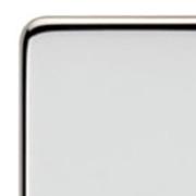Polished Chrome Concealed Fix