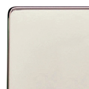 Polished Nickel Concealed Fix