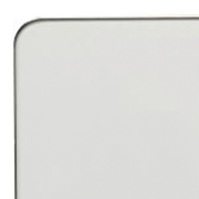 Polished Steel Flat Plate
