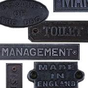 Cottingham Signs & Plaques