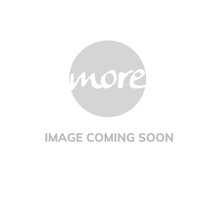 Bala Passage Door Knob - Satin Stainless Steel