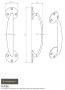 AA36 Line Drawing and Dimensions