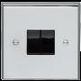 VPC Switch 2 Gang 10 Amp 2 Way