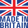 ALL PRODUCTS IN THIS RANGE ARE MADE IN BRITAIN