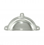 POLISHED CHROME ARMAC MARTIN COTSWOLD VICTORIAN CUP PULL