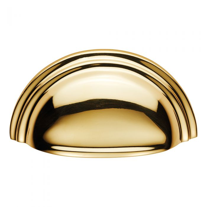 Fingertip Traditional Stepped Edge Cupboard Pull Handle
