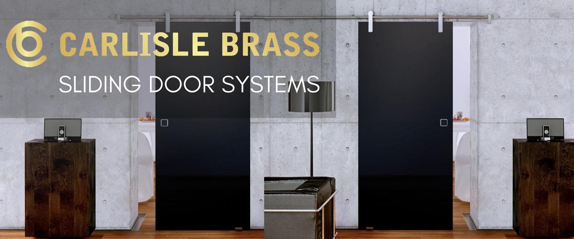 Carlisle Brass Sliding Systems