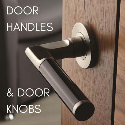 Door Handles & Door Knobs