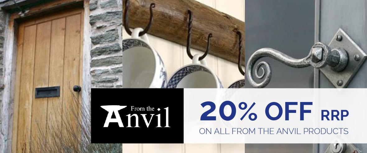 Anvil 20% off