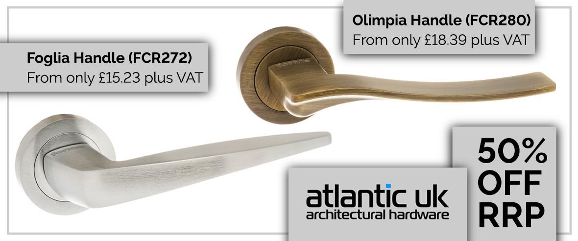 Atlantic Door Handle Promo 1