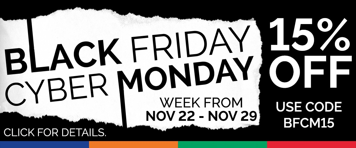 Black Friday Cyber Monday by More Handles