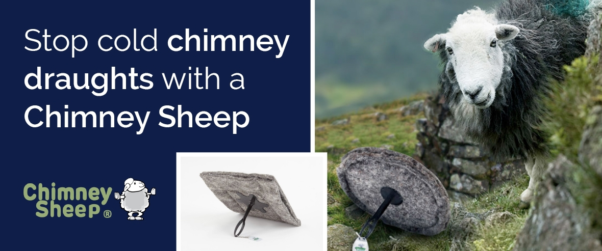 Chimney Sheep Draught Excluders at More Handles