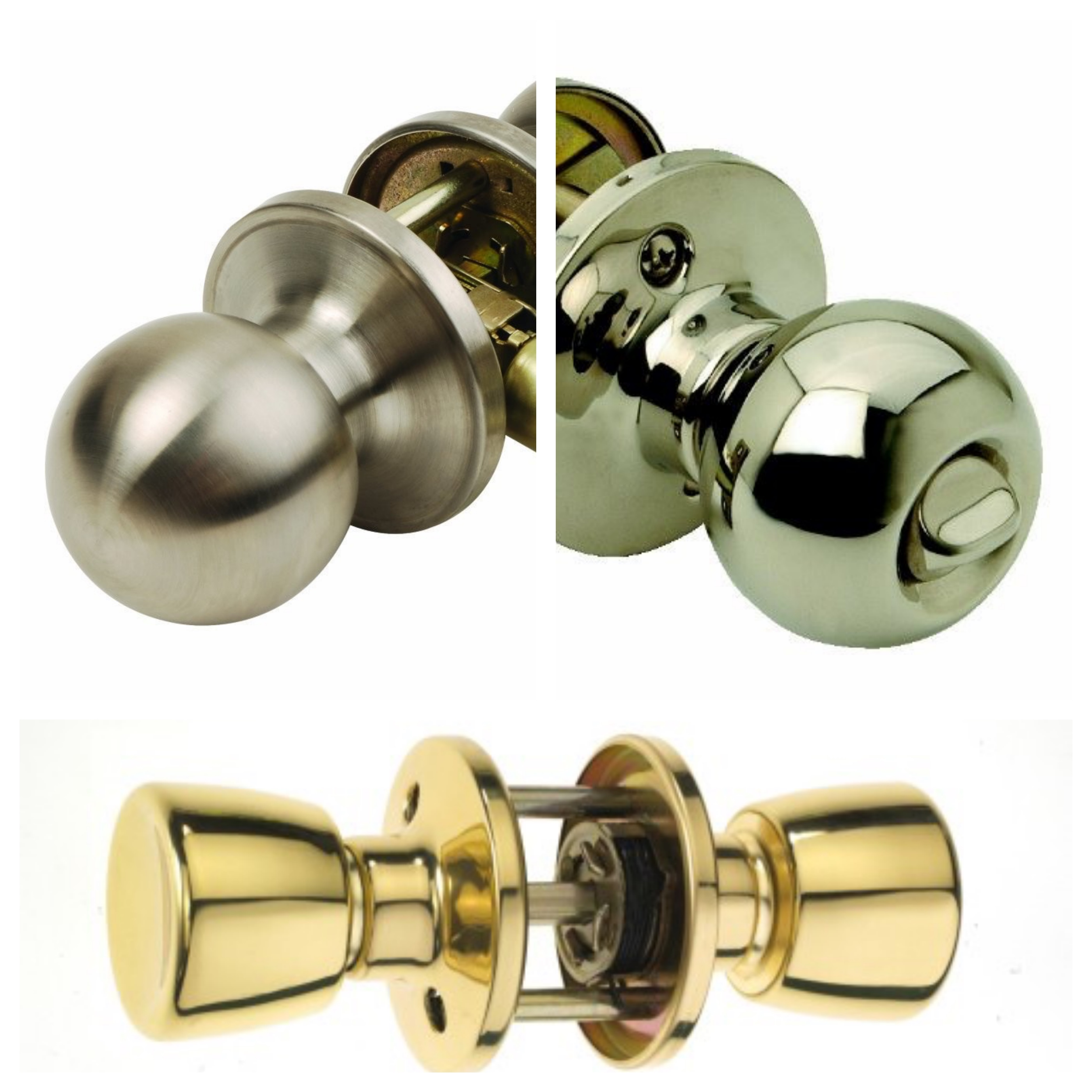 More Handles Blog - Large bore-holes in your door? New replacement ...