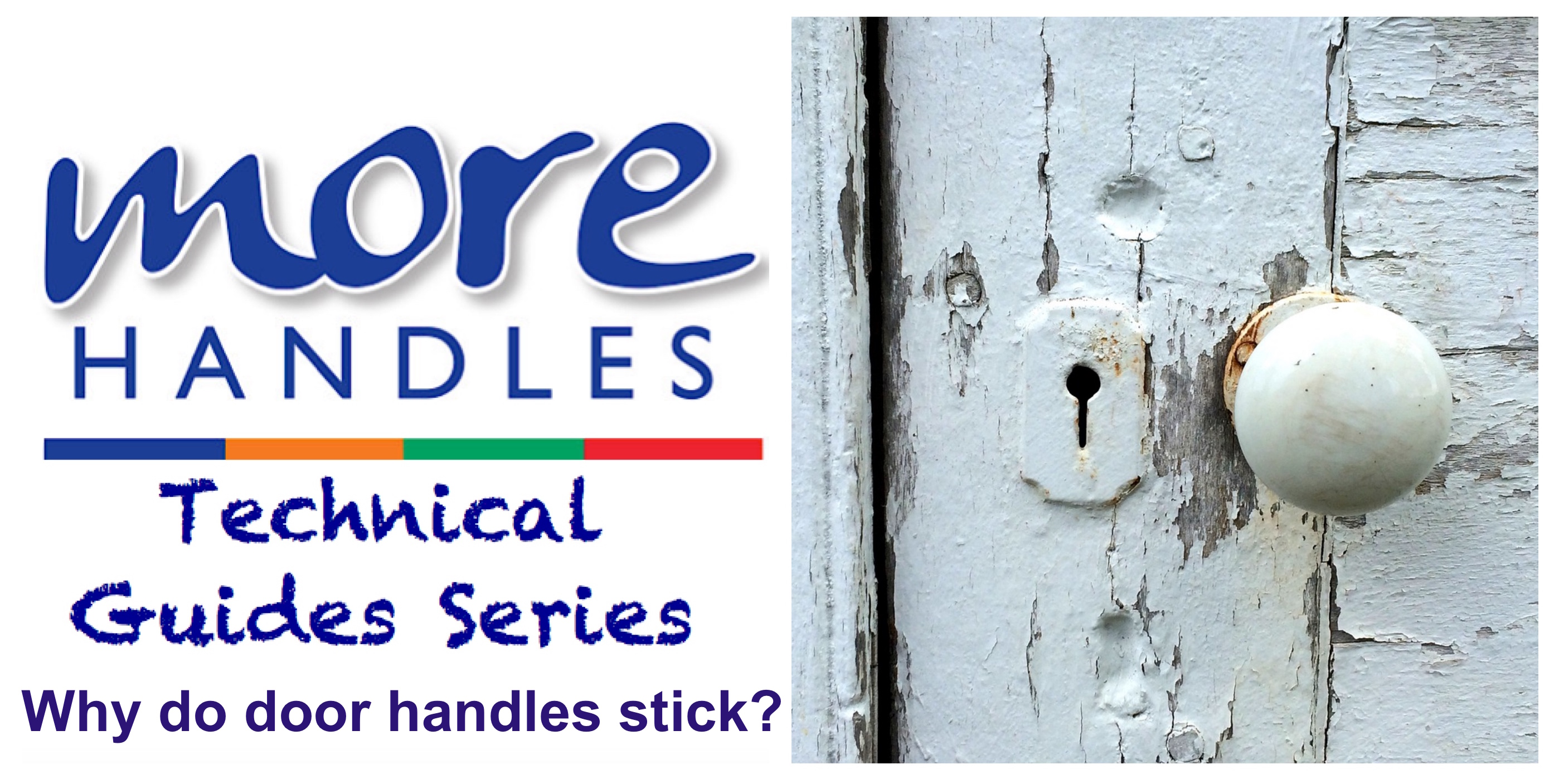 Door Knob Or Door Handle Sticking?