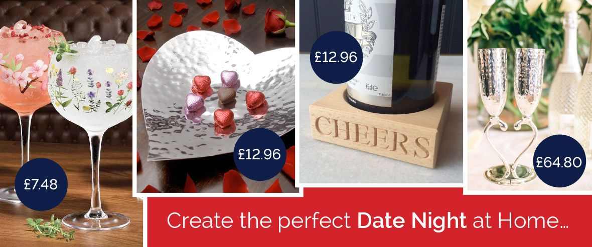 Valentines Gifts and Date Night Accessories at More Handles
