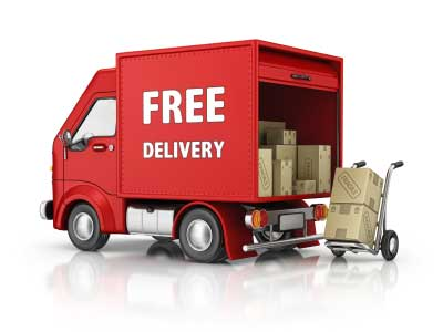 FREE DELIVERY ON ALL ORDERS OVER £75 from More Handles