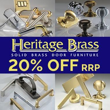 Heritage Brass & Marcus Ironmongery Range
