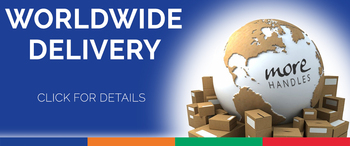 Worldwide Delivery by More Handles