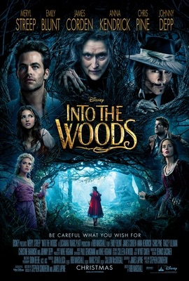 Into The Woods Oscar Nominee