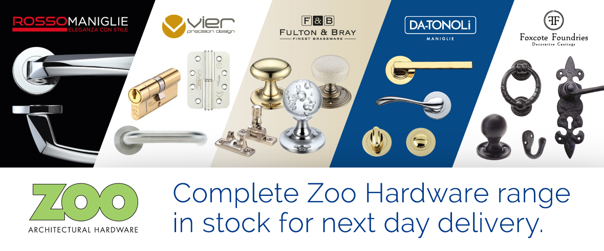 Zoo Hardware Handles & Knobs