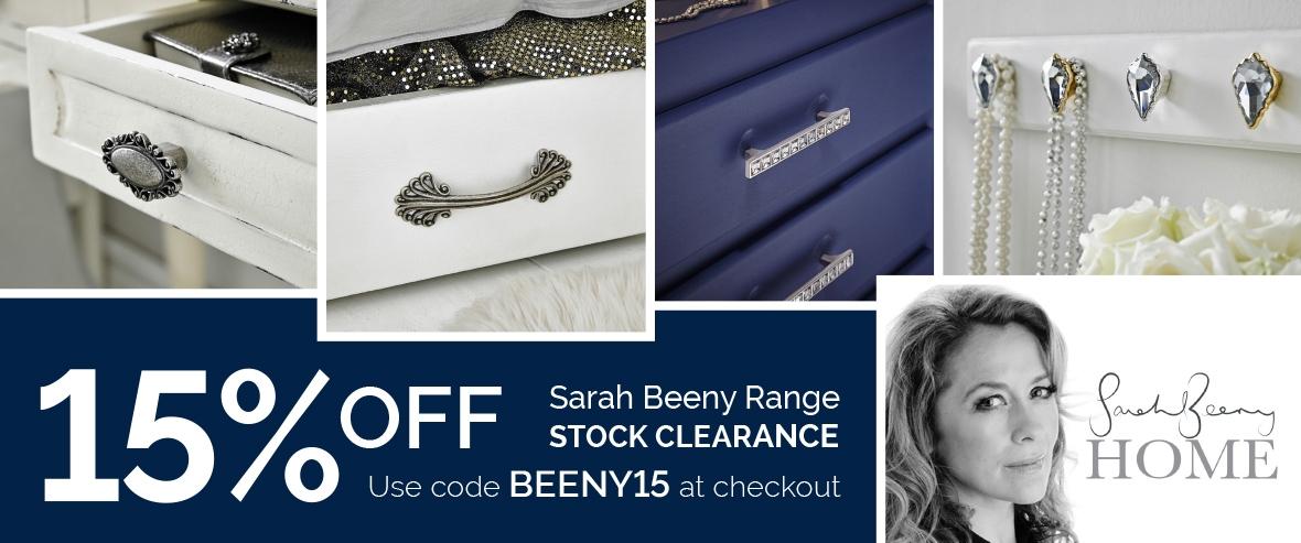 Sarah Beeny Clearance