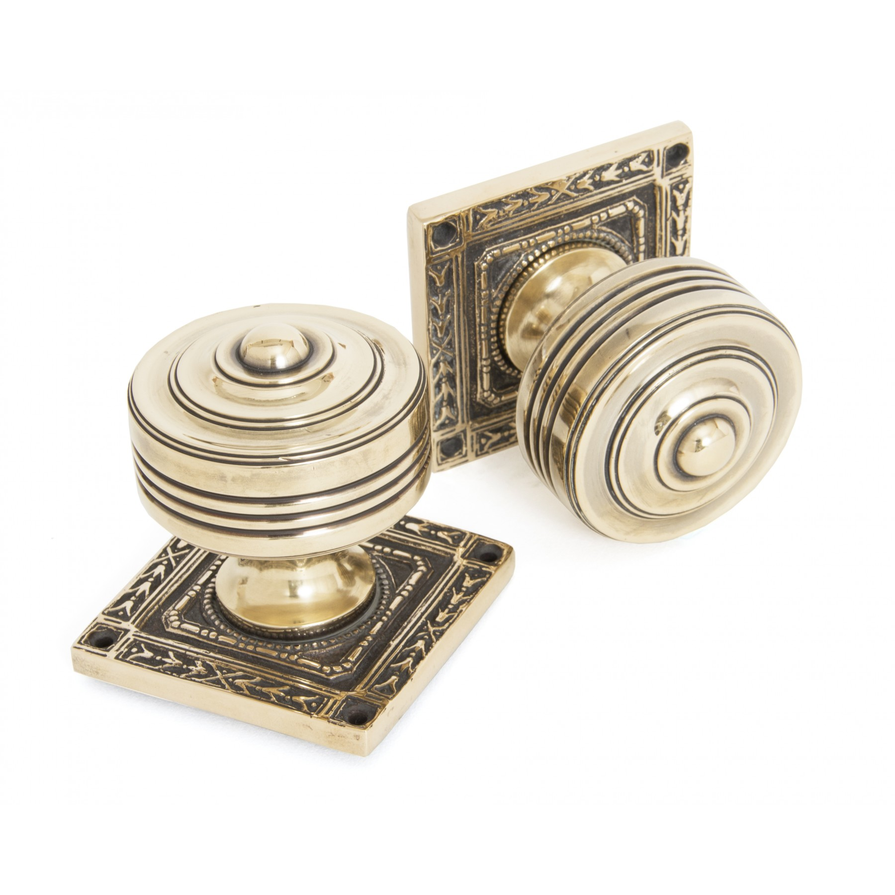 More Handles Blog New Reproduction Solid Brass Door Knobs by