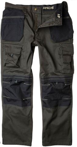 apache workwear holster trousers