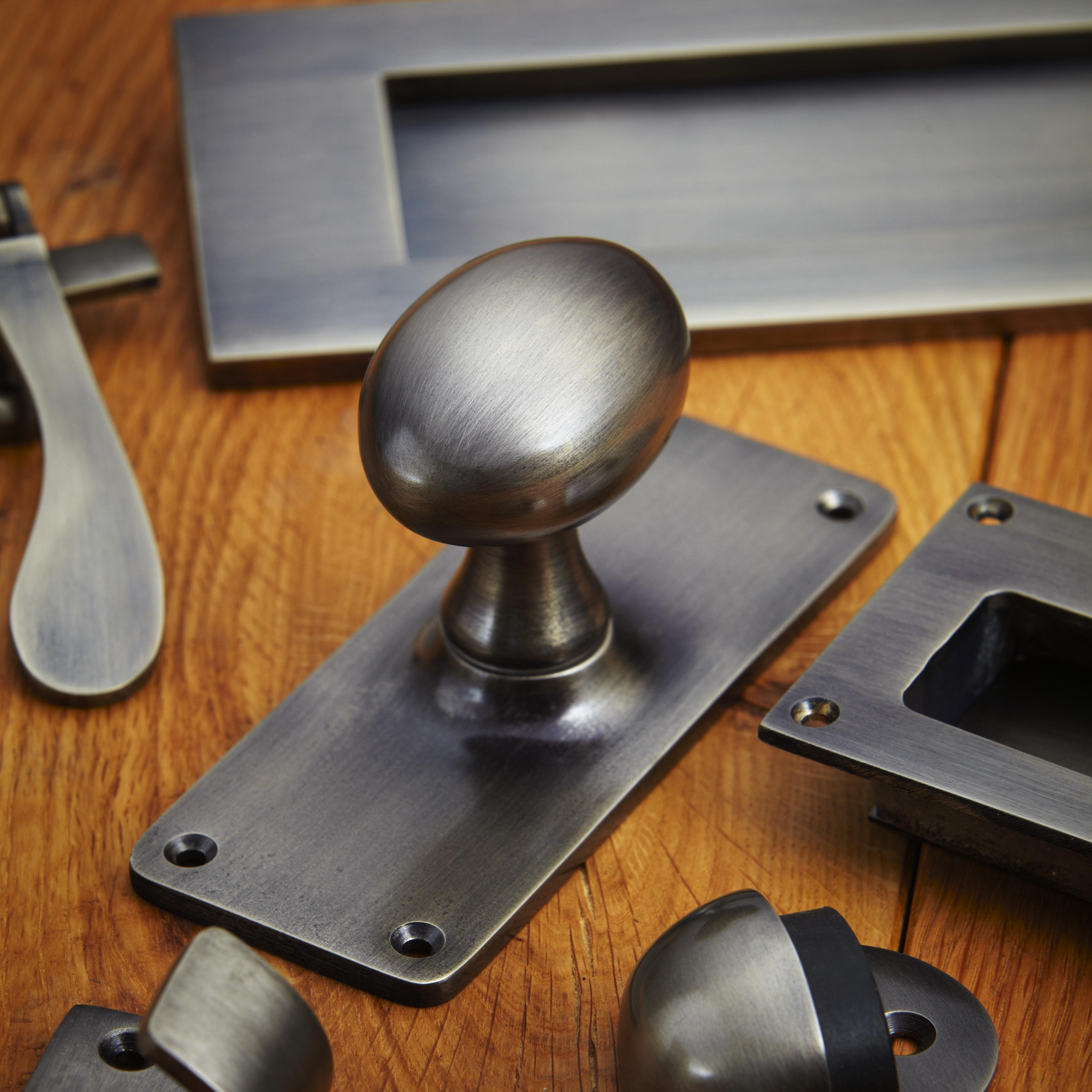 croft hardware antique nickel