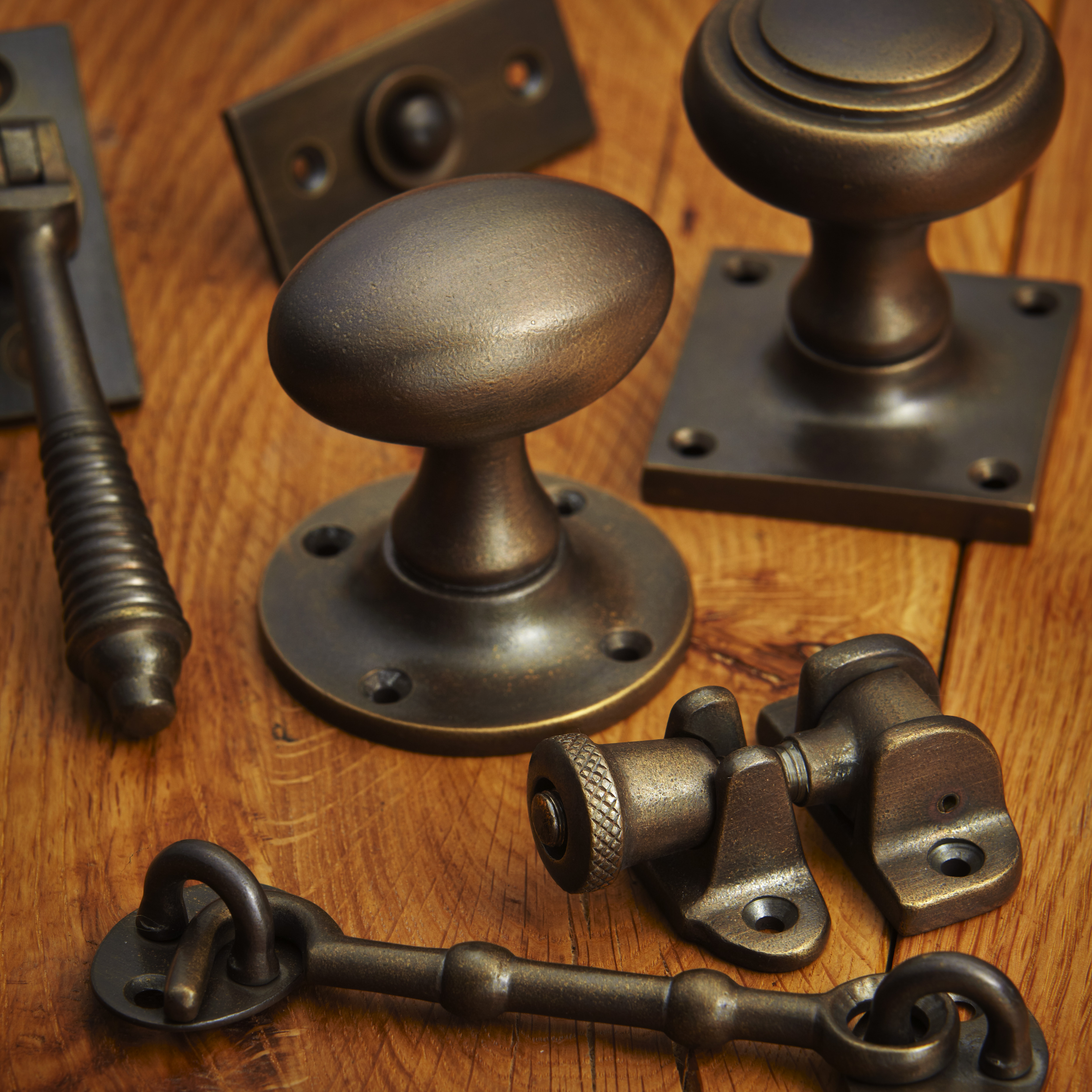 croft hardware distressed antique brass