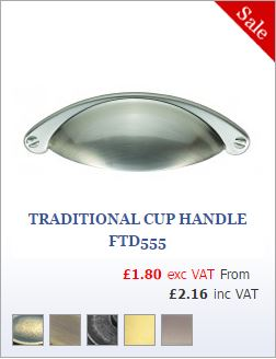 Traditional Cup Handle from Fingertip Design