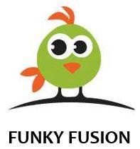funky fusion logo