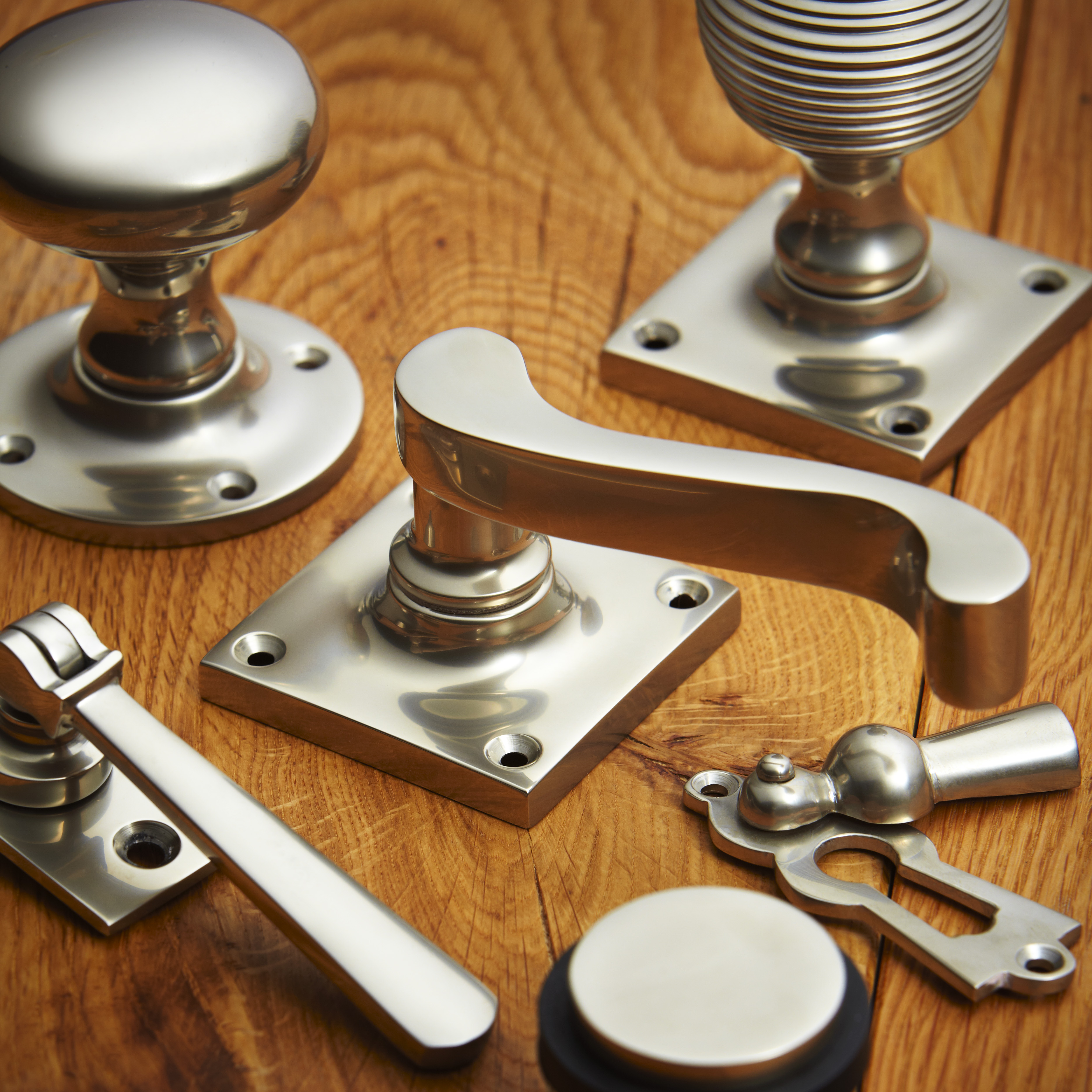 croft hardware pearl nickel