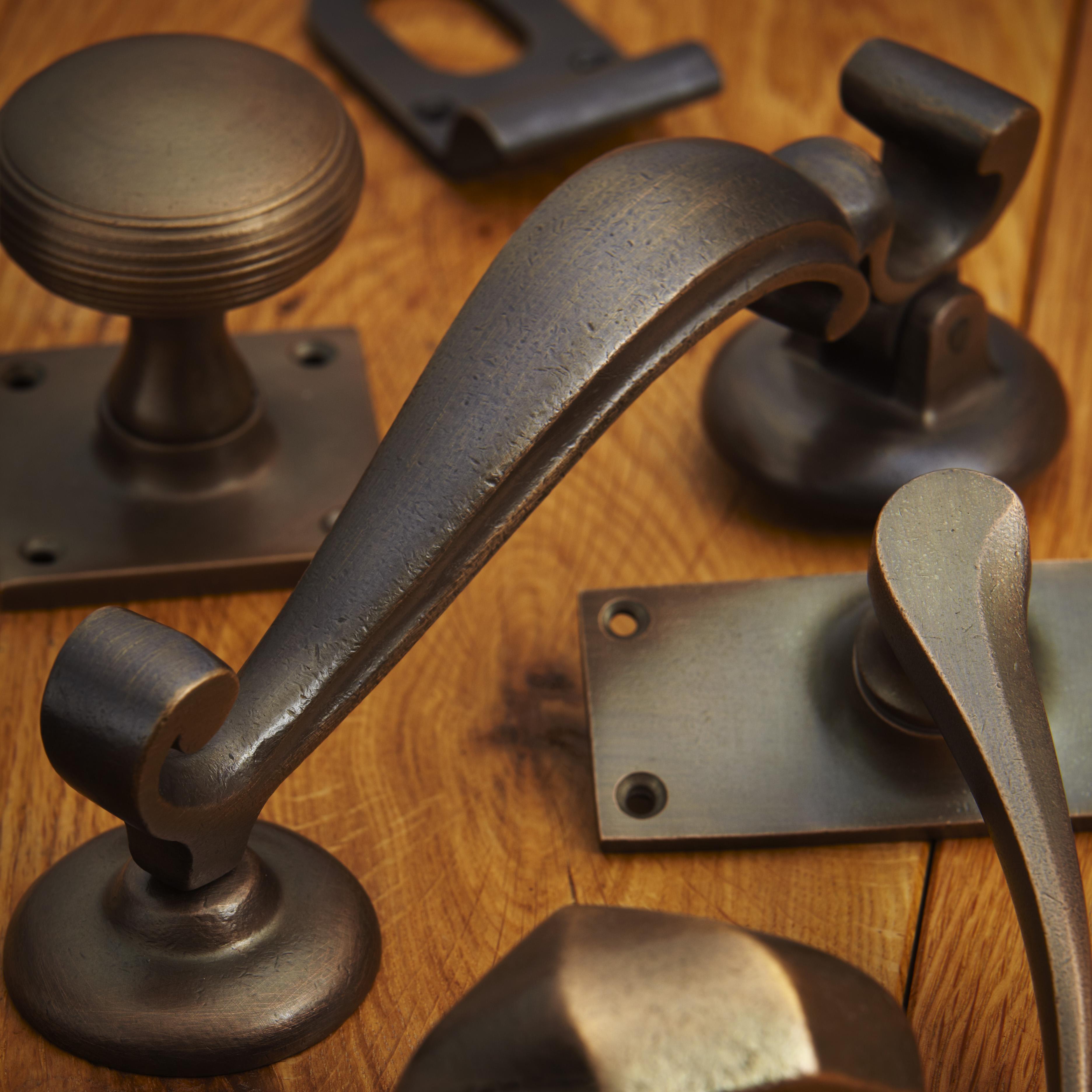 croft hardware tudor bronze
