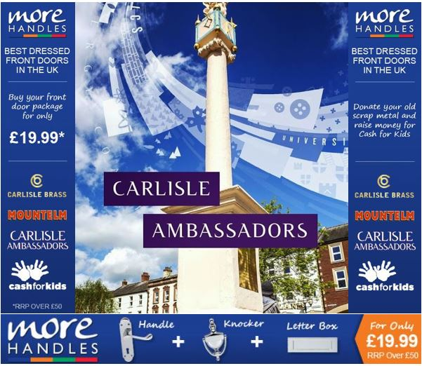 Carlisle - The UK's Best Dressed Doors