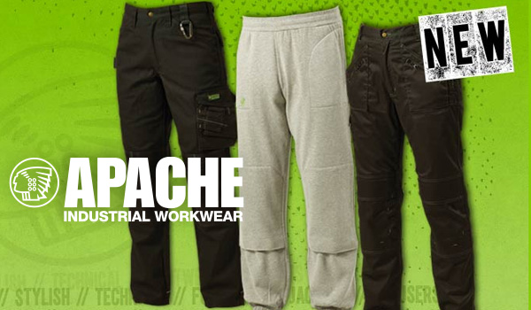 apache industrial workwear at More Handles
