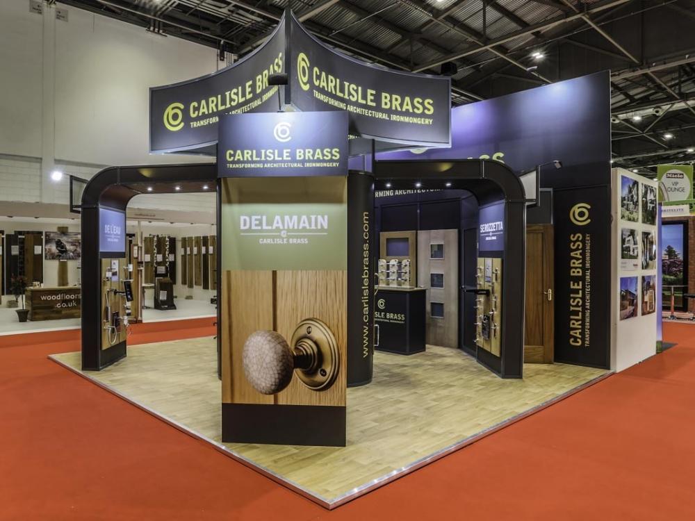 carlisle brass display
